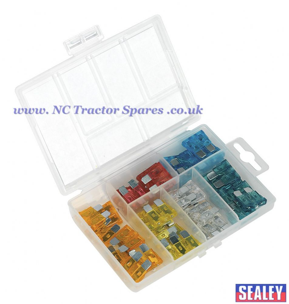 Automotive Tell-Tale Fuse Assortment 42pc